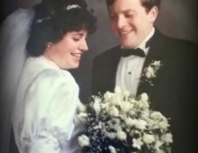 Rabbi Perry Tirschwell & Miriam Losinski, NJ Region, June 23rd, 1988