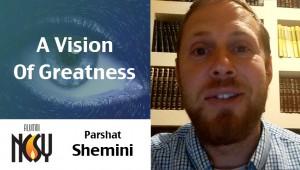 Shemini Rabbi Jesse Horn
