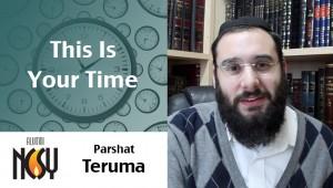 Teruma Rabbi Burg