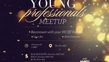 NCSY Young Professionals Meetup