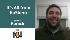 Korach Josh Cohen