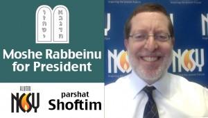 Shoftim Rabbi Dinovitzer