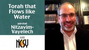 Nitzavim Vayelech Rabbi Glenn Black