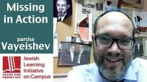 Vayeishev Rabbi Aaron Greenberg