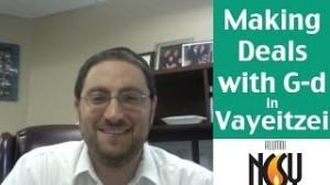 Vayeitzei Rabbi Ben Gonsher