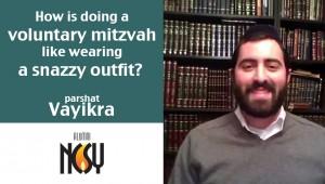 Vayikra Rabbi Ari Strulowitz