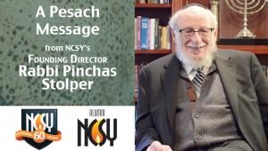 Pesach Rabbi Stolper