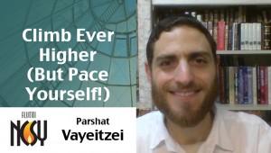 61 Vayeitzei Aaron Chaim Larson