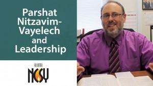 Nitzavim-Vayelech Rabbi Jack Abramowitz